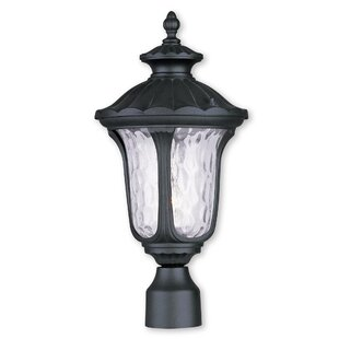 Online Reviews Gunnell Outdoor Glass Lantern Head By Three Posts