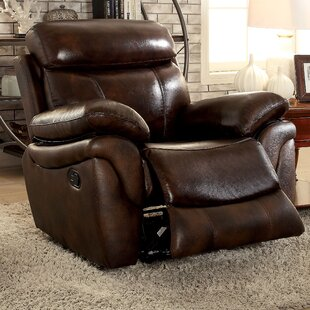 Andover Mills Champine Transitional Recliner