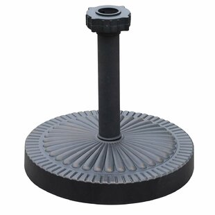 Juliet Steel Freestanding Umbrella Base By Freeport Park