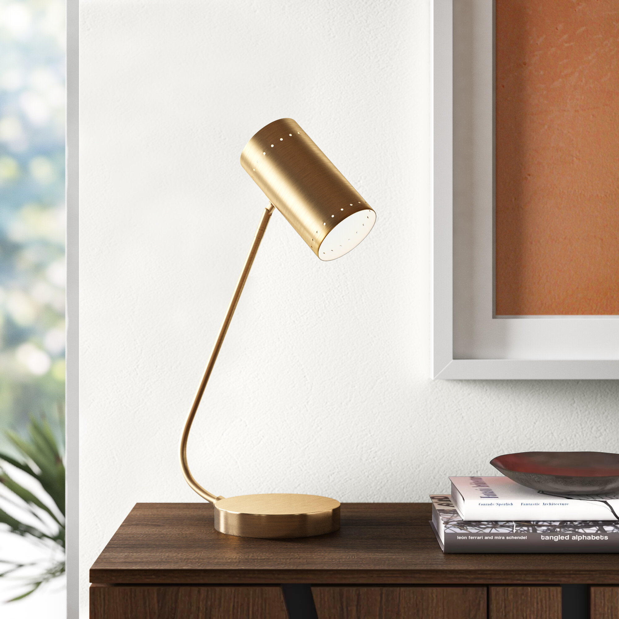 Skyler 22 5 Desk Lamp Reviews Allmodern