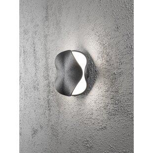 Matera 4-Light LED Outdoor Flush Mount By Konstsmide