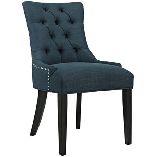 Burslem Regent Upholstered Dining Chair b..