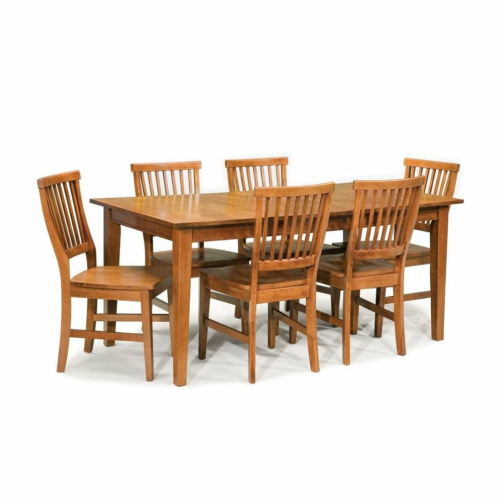 Millwood Pines Cloquet 7 Piece Extendable Dining Set Reviews Wayfair Ca