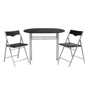 Honoria 3 Piece Dining Set
