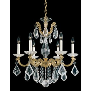 Schonbek La Scala 6-Light Chandelier