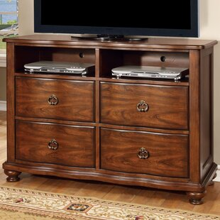 Harrelson 4 Drawer Media Chest