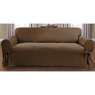CoverWorks Sienna Box Cushion Sofa Slipcover