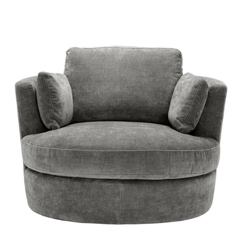 Eichholtz Clarissa Chair And A Half Wayfair