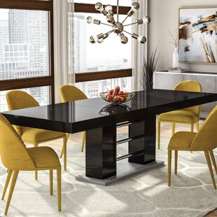 Pocomoke Extendable Dining Table Wade Logan
