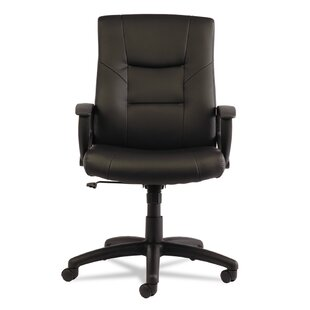 Alera® YR Series Leather Executive Chair