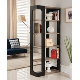 Azayleah 72'' H x 41'' W Etagere Bookcase by Latitude Run®