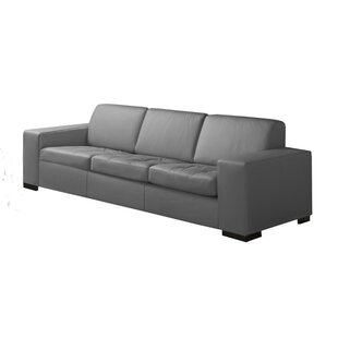 Wenlock Leather Sofa