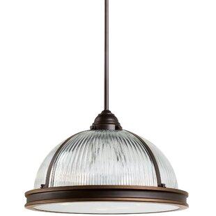 Trent Austin Design Palisade 3-Light Dome Pendant