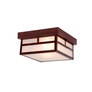 Hicklin 2-Light Flush Moun..