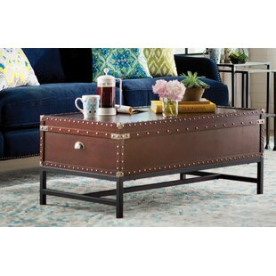 Aztec Coffee Table With Storage Trent Austin Design