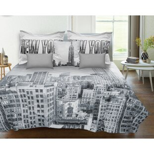 Lauren Taylor New York Reversible Comforter Set