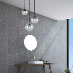 Brayden Studio Simeone 3-Light Cluster Pendant