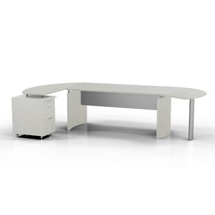 Medina Series L-Shape Executive Desk