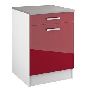Hibbing Kitchen Base Cabinet By Mercury Row