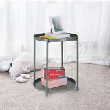 Adilyn End Table with Storage by Ebern Designs