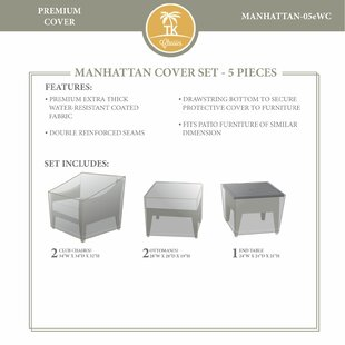 TK Classics Manhattan Winter 5 Piece Cove..