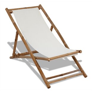Bay Isle Home Wooden Deck Chairs
