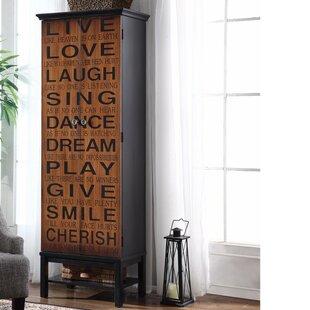 Mariah Elegant 2 Door Accent Cabinet by Ivy Bronx
