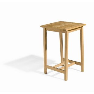 Oxford Garden Dartmoor Square Bar Table