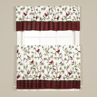 Wine Themed Kitchen Curtains | Wayfair