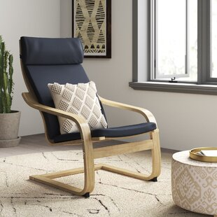 Purchase Gans Bentwood Recliner by Ebern Designs Reviews (2019) & Buyer's Guide