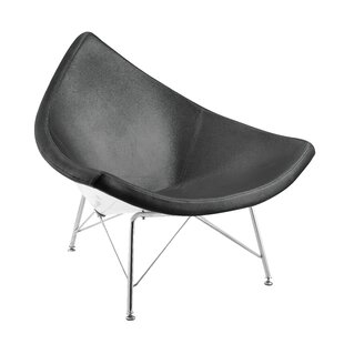 Fine Mod Imports Nut Lounge Chair