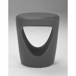 Radius Plastic Side Table by Tropitone