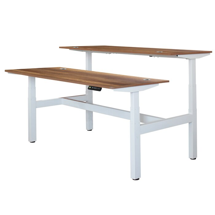 Symple Stuff Hailie Ergonomic Height Adjustable Standing Desk
