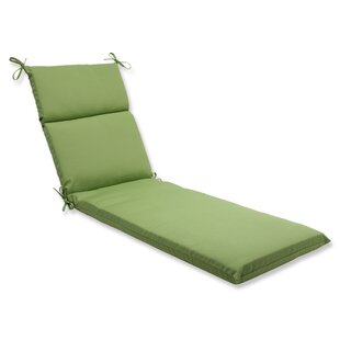 Canvas Indoor/Outdoor Chaise Lounge Cushion