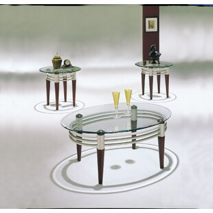 Ebern Designs StowtheWold 3 Piece Coffee Table Set