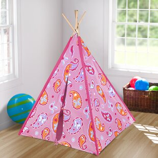 Purchase Paisley Play Teepee By Wildkin