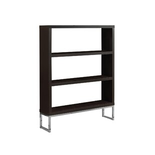 Gerardo Standard Bookcase by Monarch Specialties Inc.