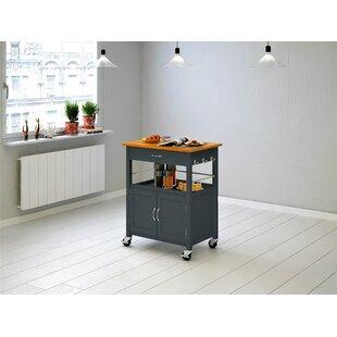 Kitchen Cart by Prep amp Savour