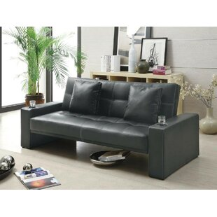 Titan Convertible Sofa by Latitude Run Reviews