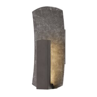 Bend 2-Light LED Outdoor Sconce