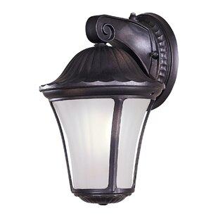 Compare & Buy Montellero 1-Light Outdoor Wall Lantern By Minka Lavery