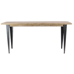 Williston Forge Laffoon Rustic Console Table
