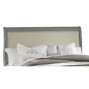 Lansdale Upholstered Sleigh Headboard by Loon Peak
