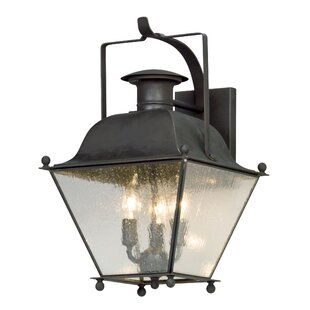 Best Choices Oakgrove 3-Light Outdoor Wall Lantern By Darby Home Co