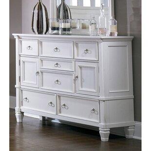 Three Posts Preesall Combo Dresser
