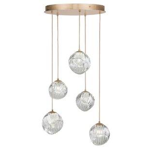 Fine Art Lamps Nest 5-Light Cluster Pendant