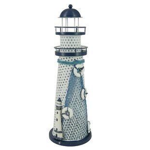 Attraction Design Home Ocean Lighthouse Multicolored LED Night Light