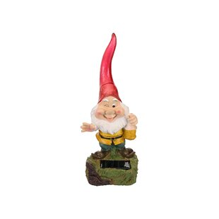 Nielsen Garden Gnome LED Decorative Light By Happy Larry