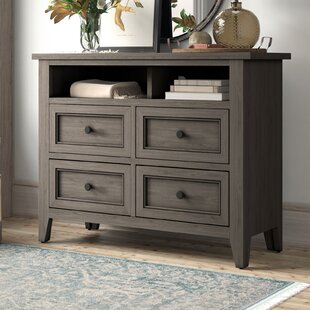 Stoughton 2 Drawer Media Chest