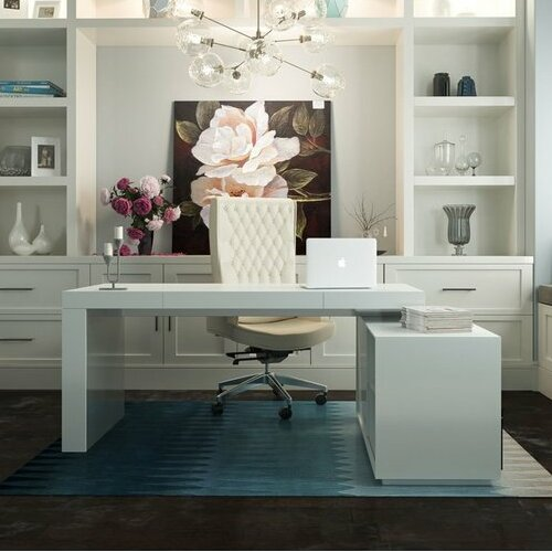 Modern Contemporary Modern Executive Desk Allmodern